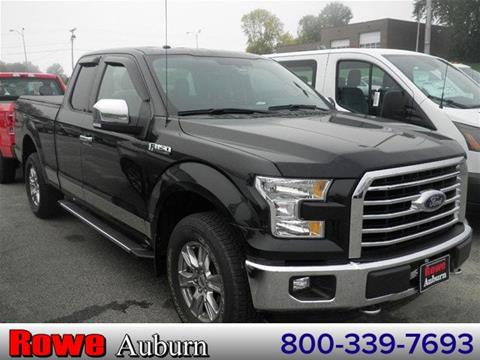 2015 Ford F-150 for sale in Auburn ME