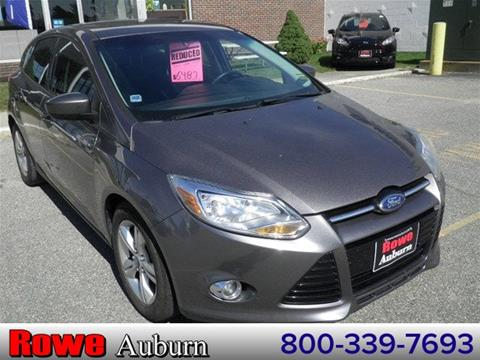 2012 Ford Focus for sale in Auburn, ME