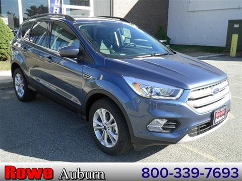 2018 Ford Escape for sale in Auburn, ME