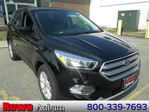2017 Ford Escape for sale in Auburn, ME