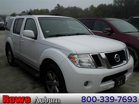 2008 Nissan Pathfinder for sale in Auburn ME