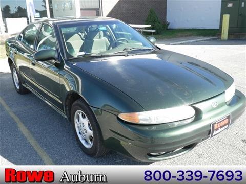 2000 Oldsmobile Alero for sale in Auburn, ME