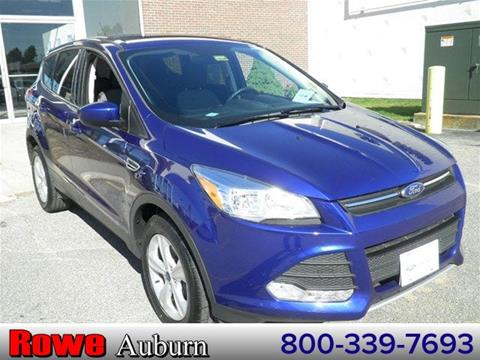 2015 Ford Escape for sale in Auburn, ME