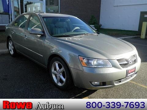 2008 Hyundai Sonata for sale in Auburn ME