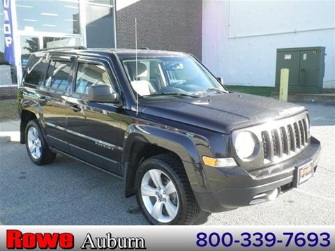2014 Jeep Patriot for sale in Auburn, ME