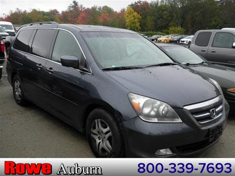 2005 Honda Odyssey for sale in Auburn, ME