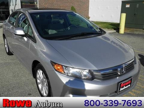 2012 Honda Civic for sale in Auburn ME