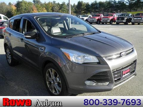 2013 Ford Escape for sale in Auburn, ME