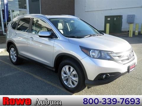 2014 Honda CR-V for sale in Auburn ME