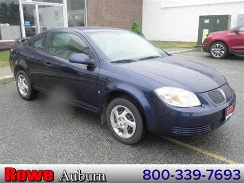 2008 Pontiac G5 for sale in Auburn, ME