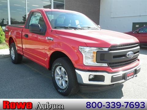 2018 Ford F-150 for sale in Auburn, ME