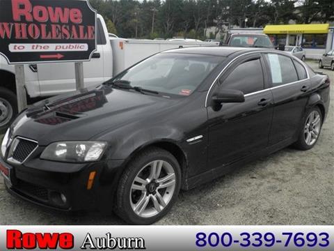 2009 Pontiac G8 for sale in Auburn, ME