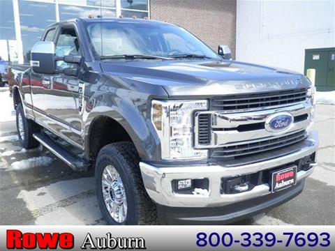 2018 Ford F-250 Super Duty for sale in Auburn, ME