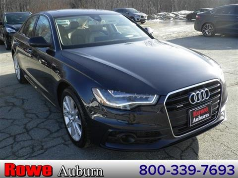 used audi a6 for sale in maine. Black Bedroom Furniture Sets. Home Design Ideas