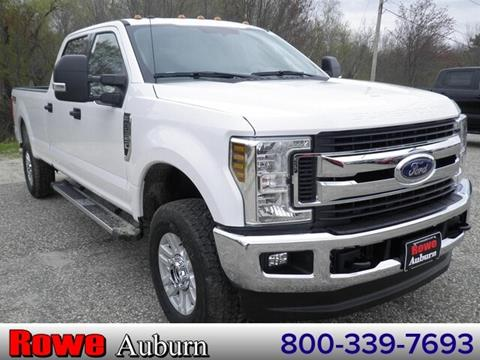 2019 Ford F-350 Super Duty for sale in Auburn, ME