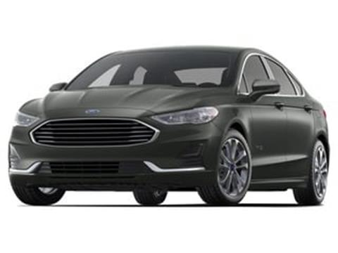 2019 Ford Fusion Hybrid for sale in Auburn, ME