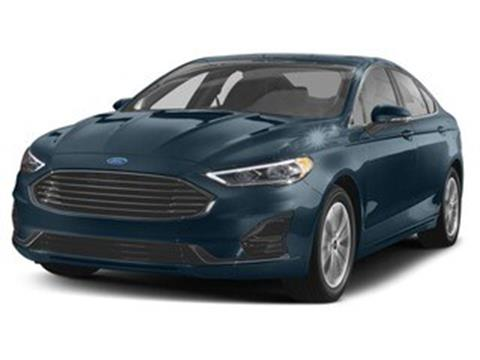 2019 Ford Fusion for sale in Auburn, ME