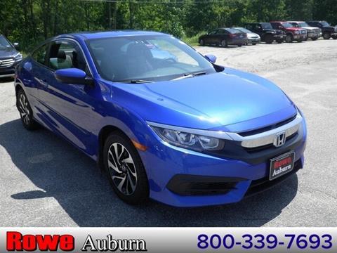 2016 Honda Civic for sale in Auburn, ME