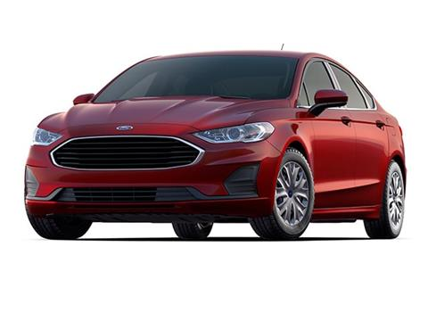 2020 Ford Fusion for sale in Auburn, ME