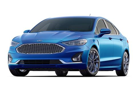 2020 Ford Fusion Energi for sale in Auburn, ME