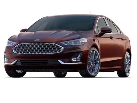 2019 Ford Fusion Energi for sale in Auburn, ME