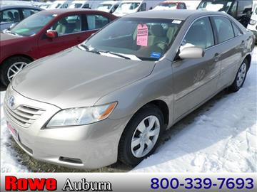 2007 Toyota Camry for sale in Auburn, ME