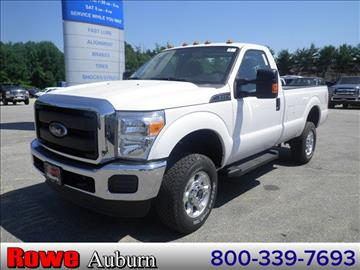 2016 Ford F-350 Super Duty for sale in Auburn, ME