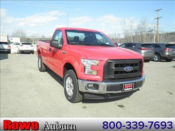 2017 Ford F-150 for sale in Auburn, ME