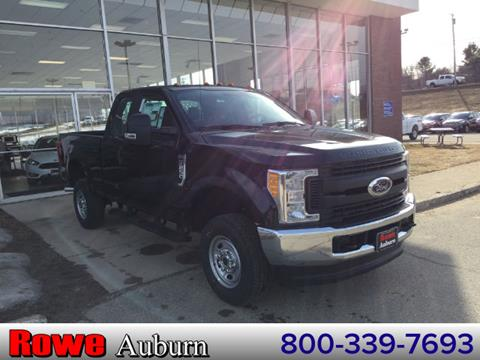 2017 Ford F-250 Super Duty for sale in Auburn, ME
