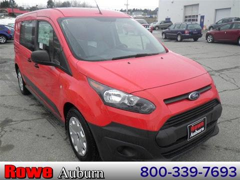 2017 Ford Transit Connect Cargo for sale in Auburn, ME