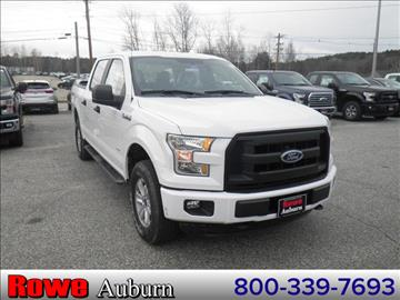 2016 Ford F-150 for sale in Auburn, ME