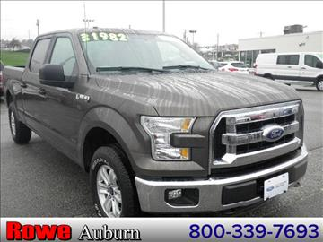 2015 Ford F-150 for sale in Auburn, ME