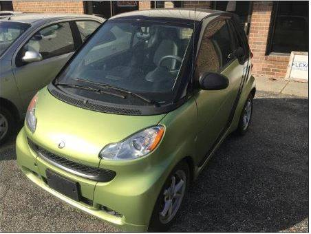 2011 Smart fortwo for sale in Glen Burnie, MD