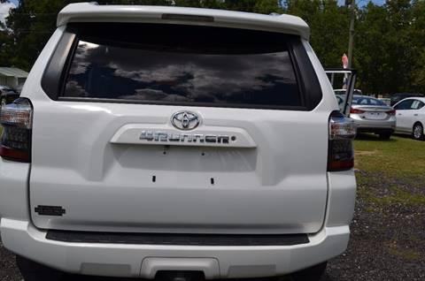 2015 Toyota 4Runner for sale in Chipley, FL