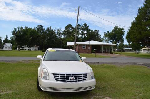 2008 Cadillac DTS for sale in Chipley, FL