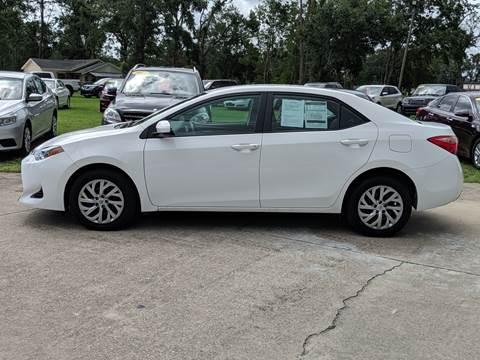 2019 Toyota Corolla for sale in Chipley, FL
