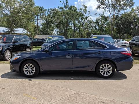 2016 Toyota Camry for sale in Chipley, FL