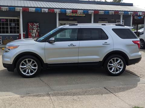 2012 Ford Explorer for sale in Chipley, FL