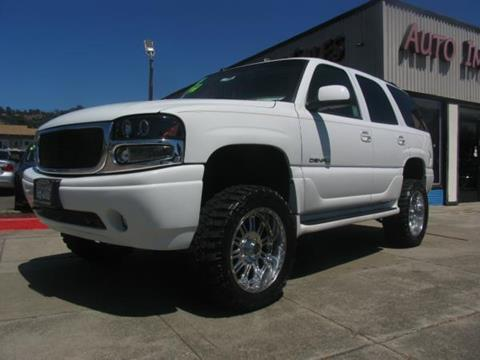 2004 GMC Yukon for sale in El Cerrito, CA