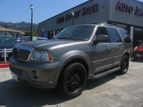 2003 Lincoln Navigator for sale in El Cerrito, CA