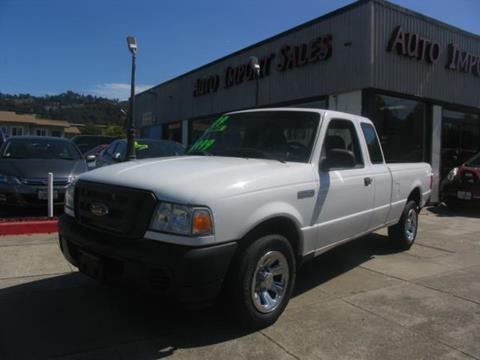 2009 Ford Ranger for sale in El Cerrito CA