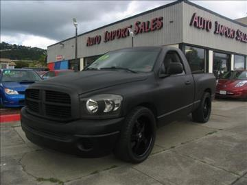 2006 Dodge Ram Pickup 1500 for sale in El Cerrito, CA