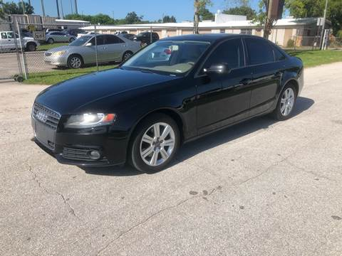 2010 Audi A4 for sale in Largo, FL