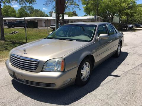 2004 Cadillac DeVille for sale in Largo, FL