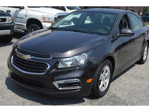 2016 Chevrolet Cruze Limited for sale in Franklin, TN
