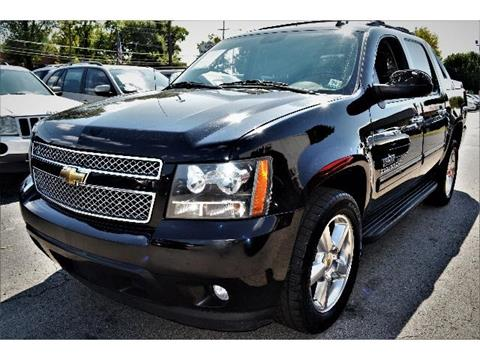 2011 Chevrolet Avalanche for sale in Franklin, TN