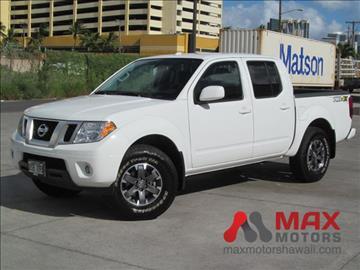 2014 Nissan Frontier for sale in Honolulu, HI