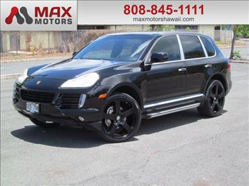 2008 Porsche Cayenne for sale in Honolulu, HI