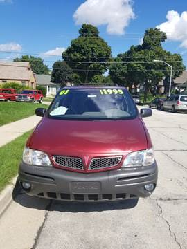2001 Pontiac Montana for sale in West Allis, WI