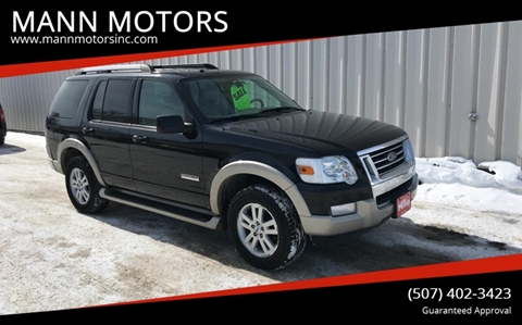 2006 Ford Explorer for sale at MANN MOTORS in Albert Lea MN